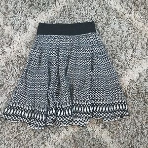 Forever 21 sweater circle skirt